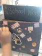 Decorating the School Work Box, copyright 3moonmama, 2013